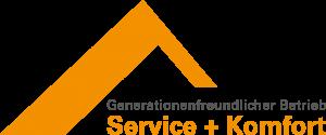 Auszeichnung: TM Komfort - Generationenfreundlicher Betrieb - Service & Komfort