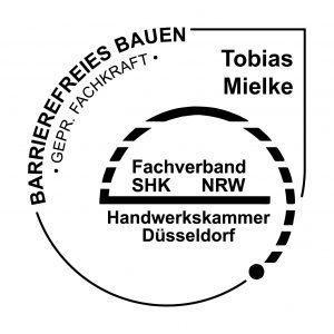Barrierefreies Bauen - geprüfte Fachkraft: Tobias Mielke